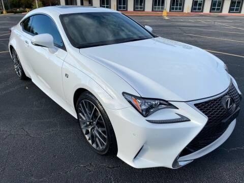 2017 Lexus RC 200t for sale at H & B Auto in Fayetteville AR