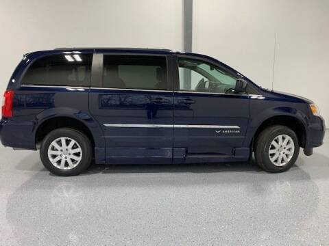 2016 Chrysler Town and Country for sale at AMS Vans in Tucker GA