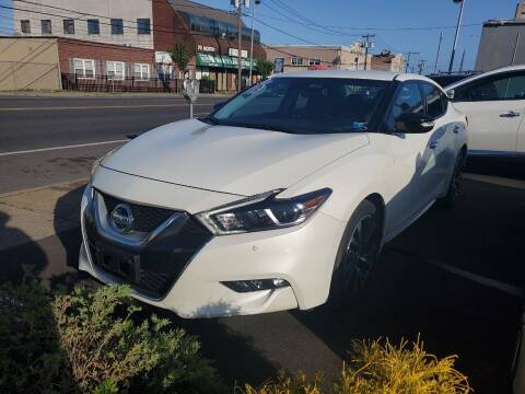 2017 Nissan Maxima for sale at OFIER AUTO SALES in Freeport NY