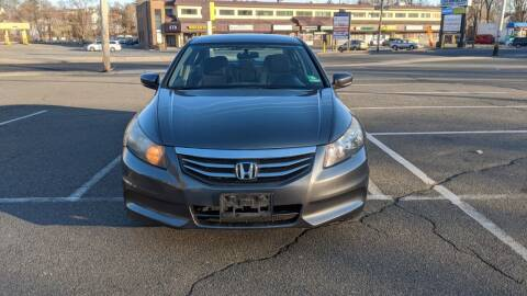 2012 Honda Accord for sale at Shah Motors LLC in Paterson NJ