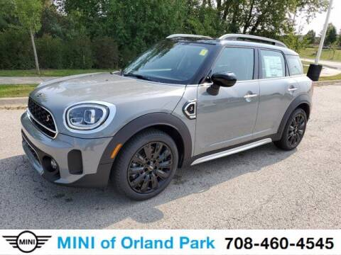 2021 MINI Countryman for sale at BMW OF ORLAND PARK in Orland Park IL