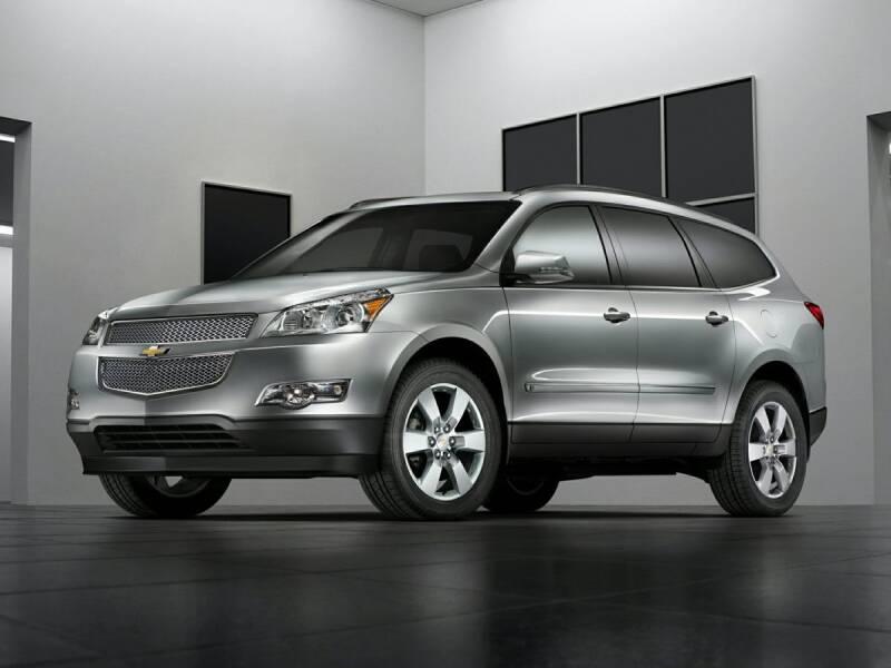 2012 Chevrolet Traverse for sale at Sundance Chevrolet in Grand Ledge MI