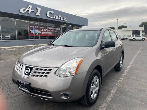 2010 Nissan Rogue for sale at A1 Carz, Inc in Sacramento CA