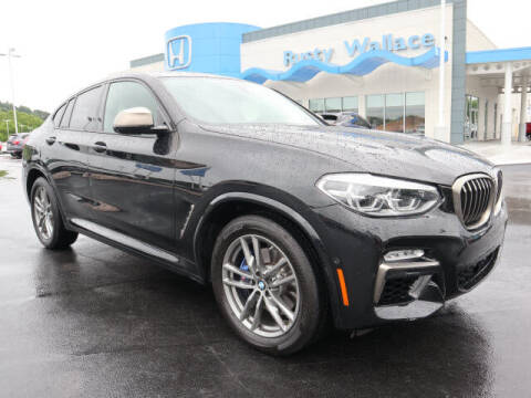 2019 BMW X4 for sale at RUSTY WALLACE HONDA in Knoxville TN