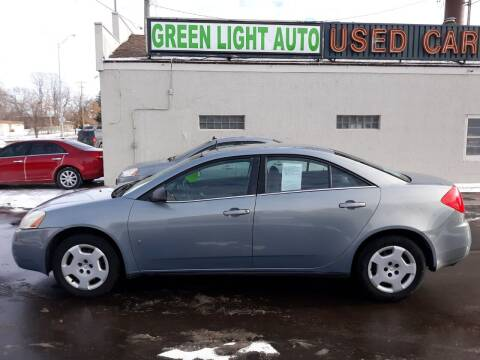 2008 Pontiac G6 for sale at Green Light Auto in Sioux Falls SD