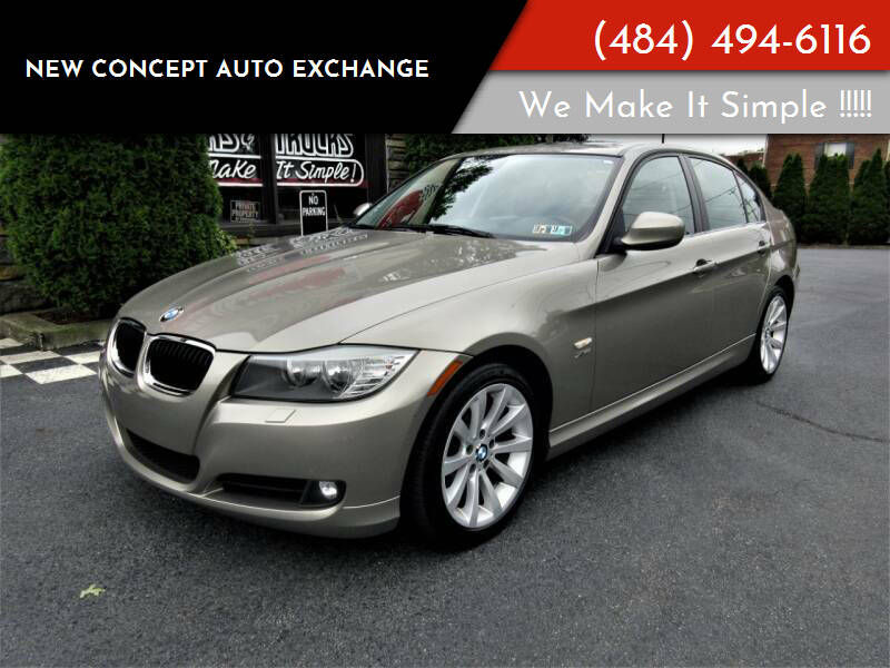 2011 BMW 3 Series for sale at New Concept Auto Exchange in Glenolden PA