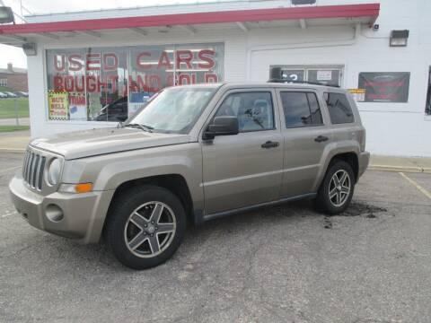 2008 Jeep Patriot for sale at Summit Auto Sales Inc in Pontiac MI