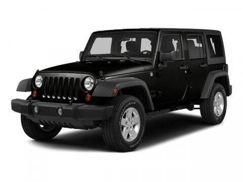 2015 Jeep Wrangler Unlimited for sale at Wally Armour Chrysler Dodge Jeep Ram in Alliance OH