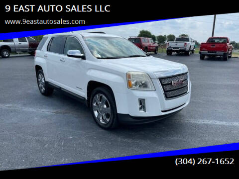 2010 GMC Terrain for sale at 9 EAST AUTO SALES LLC in Martinsburg WV