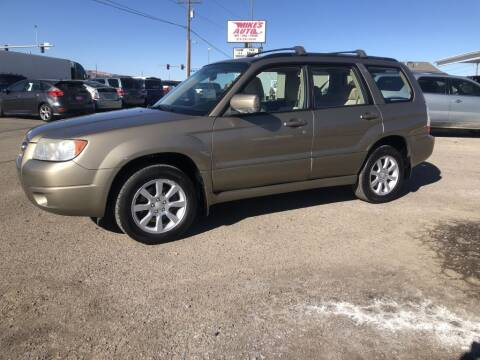 2008 Subaru Forester for sale at Mikes Auto Inc in Grand Junction CO