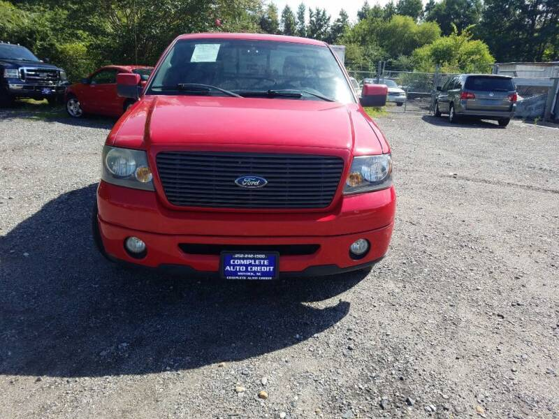 2008 Ford F-150 for sale at Complete Auto Credit in Moyock NC