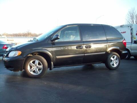 2007 Dodge Caravan for sale at Whitney Motor CO in Merriam KS