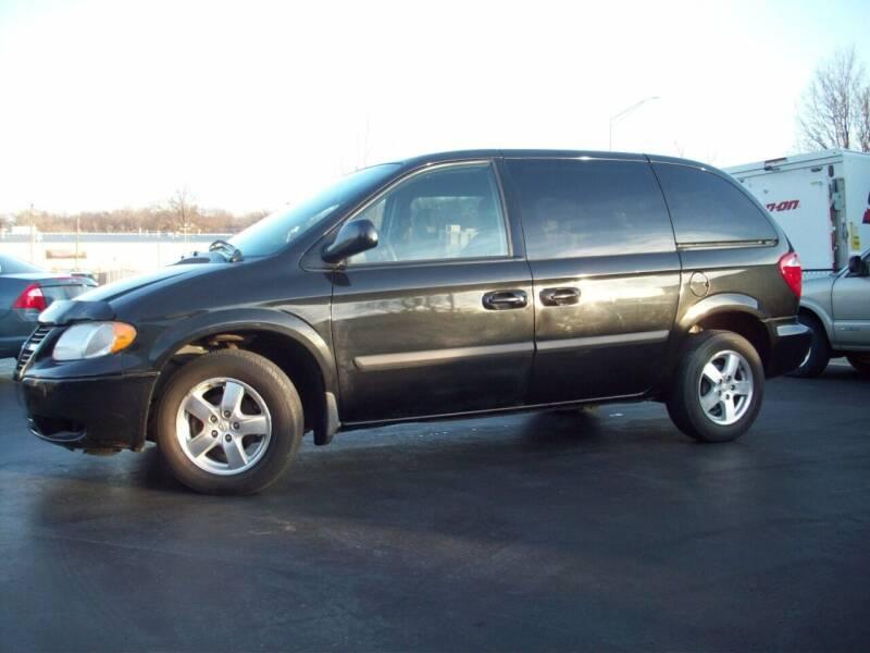 2007 Dodge Caravan for sale at Whitney Motor CO in Merriam KS