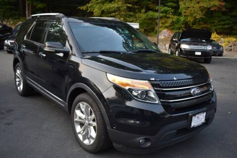 2012 Ford Explorer for sale at Ramsey Corp. in West Milford NJ