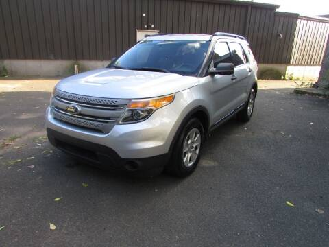 2011 Ford Explorer for sale at Nutmeg Auto Wholesalers Inc in East Hartford CT