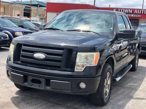 2009 Ford F-150 for sale at K Town Auto in Killeen TX