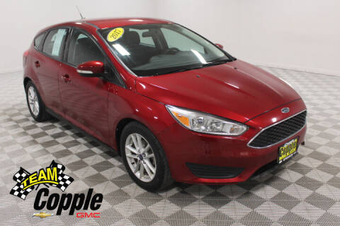 2017 Ford Focus for sale at Copple Chevrolet GMC Inc in Louisville NE