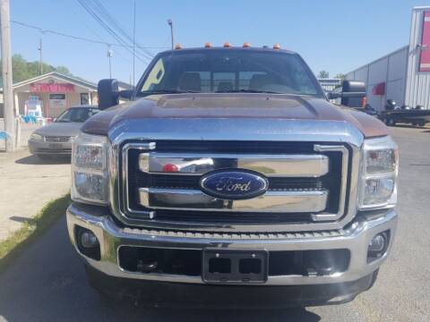 2012 Ford F-350 Super Duty for sale at AUTOPLEX 528 LLC in Huntsville AL