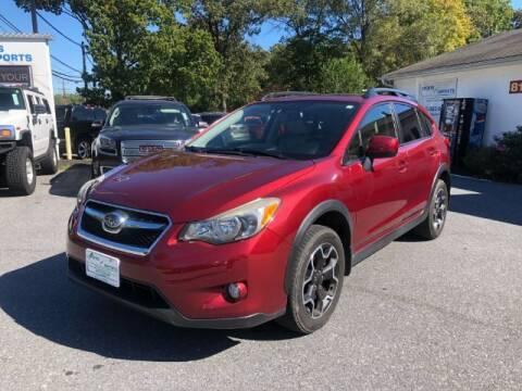 2014 Subaru XV Crosstrek for sale at Sports & Imports in Pasadena MD
