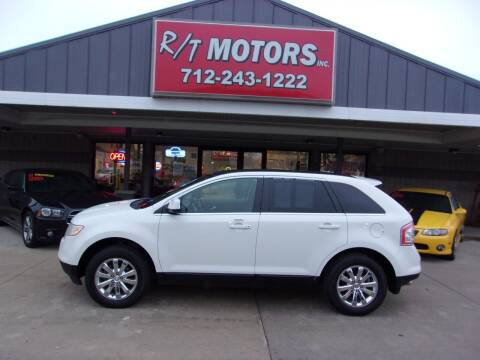 2009 Ford Edge for sale at RT Motors Inc in Atlantic IA