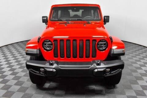 2020 Jeep Wrangler Unlimited for sale at Southern Auto Solutions-Jim Ellis Hyundai in Marietta GA