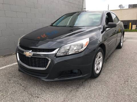 2014 Chevrolet Malibu for sale at CarZip in Indianapolis IN