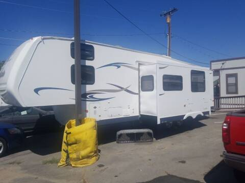 2007 Pilgrim M-328 BHSs for sale at Freds Auto Sales LLC in Carson City NV