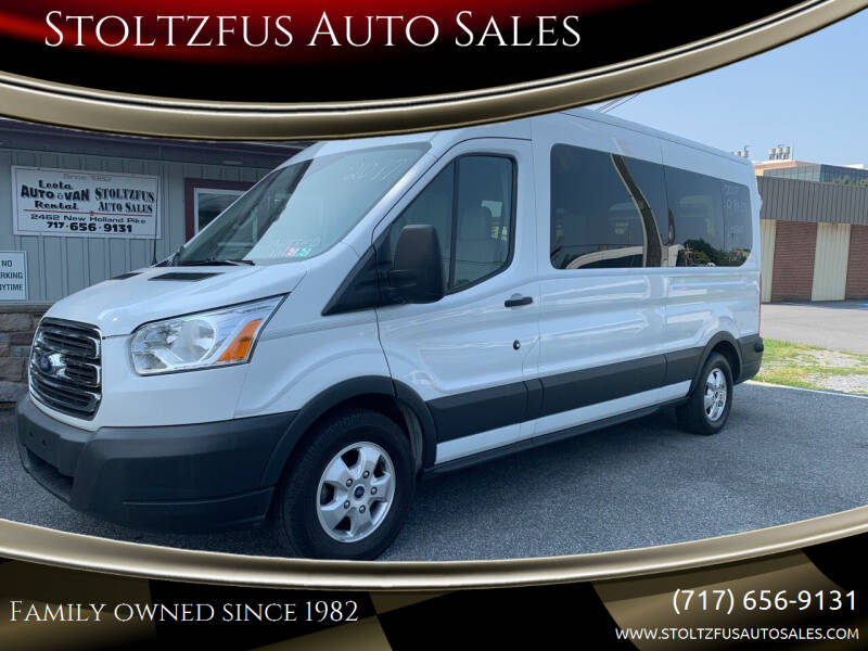2017 Ford Transit Passenger for sale at Stoltzfus Auto Sales in Lancaster PA