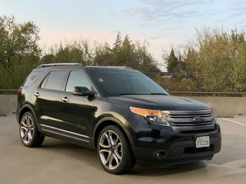 2012 Ford Explorer for sale at AutoAffari LLC in Sacramento CA