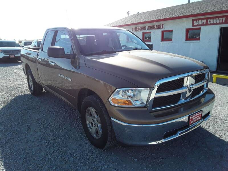 2011 RAM Ram Pickup 1500 for sale at Sarpy County Motors in Springfield NE