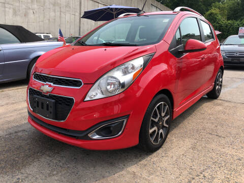 2013 Chevrolet Spark for sale at Deleon Mich Auto Sales in Yonkers NY