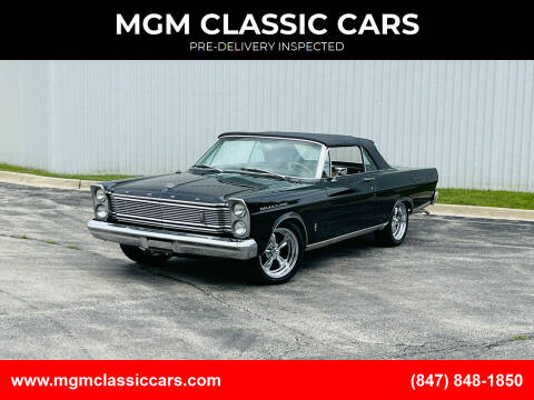 1965 Ford Galaxie 500XL for sale at MGM CLASSIC CARS-New Arrivals in Addison IL