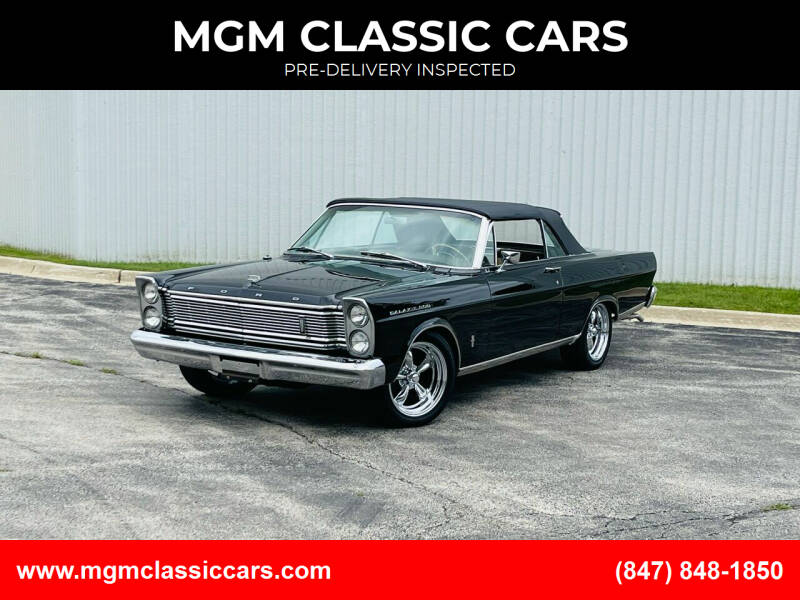 1965 Ford Galaxie 500XL for sale in Addison, IL