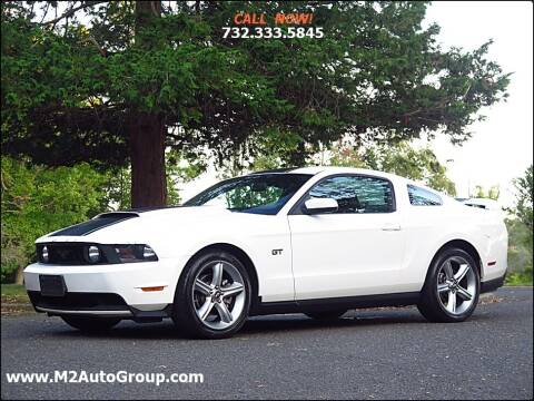 2010 Ford Mustang for sale at M2 Auto Group Llc. EAST BRUNSWICK in East Brunswick NJ