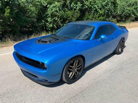 2015 Dodge Challenger for sale at TROPHY MOTORS in New Braunfels TX