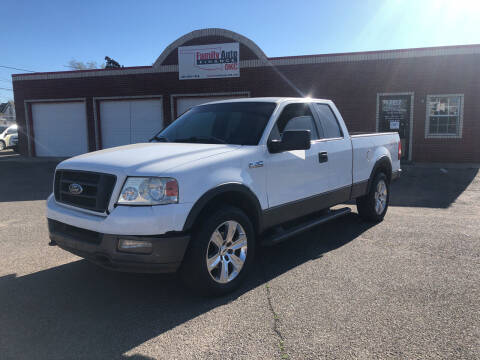 2004 Ford F-150 for sale at Family Auto Finance OKC LLC in Oklahoma City OK