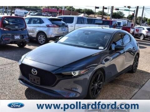 2019 Mazda Mazda3 Hatchback for sale at South Plains Autoplex by RANDY BUCHANAN in Lubbock TX