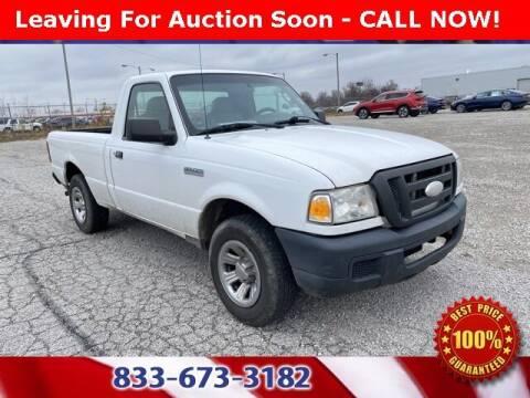 2007 Ford Ranger for sale at Glenbrook Dodge Chrysler Jeep Ram and Fiat in Fort Wayne IN