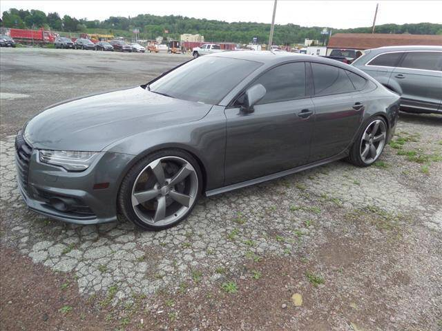 2016 Audi S7 for sale at Terrys Auto Sales in Somerset PA