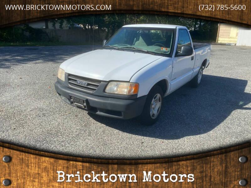 1998 Isuzu Hombre for sale at Bricktown Motors in Brick NJ