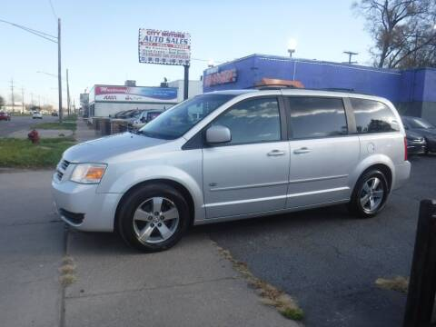 2009 Dodge Grand Caravan for sale at City Motors Auto Sale LLC in Redford MI