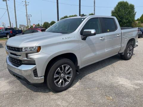 2020 Chevrolet Silverado 1500 for sale at Modern Automotive in Boiling Springs SC