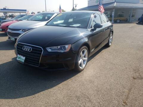 2015 Audi A3 for sale at Artistic Auto Group, LLC in Kennewick WA