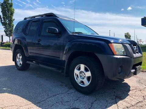 2007 Nissan Xterra for sale at VENTURE MOTORS in Wickliffe OH