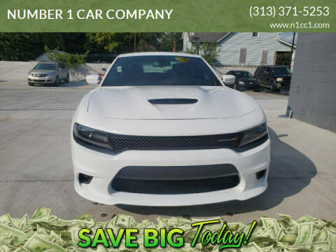 2019 Dodge Charger for sale at NUMBER 1 CAR COMPANY in Detroit MI