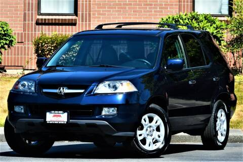 2004 Acura MDX for sale at SEATTLE FINEST MOTORS in Lynnwood WA