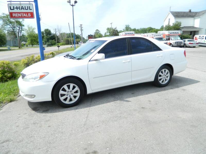2003 Toyota Camry for sale at Auto House Of Fort Wayne in Fort Wayne IN