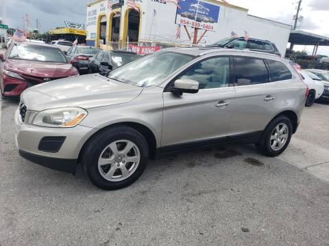 2012 Volvo XC60 for sale at INTERNATIONAL AUTO BROKERS INC in Hollywood FL