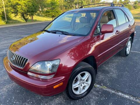 1999 Lexus RX 300 for sale at Supreme Auto Gallery LLC in Kansas City MO