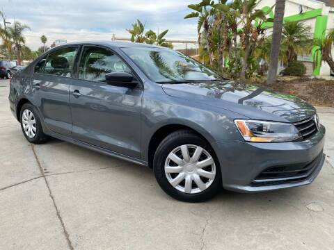2015 Volkswagen Jetta for sale at Luxury Auto Lounge in Costa Mesa CA
